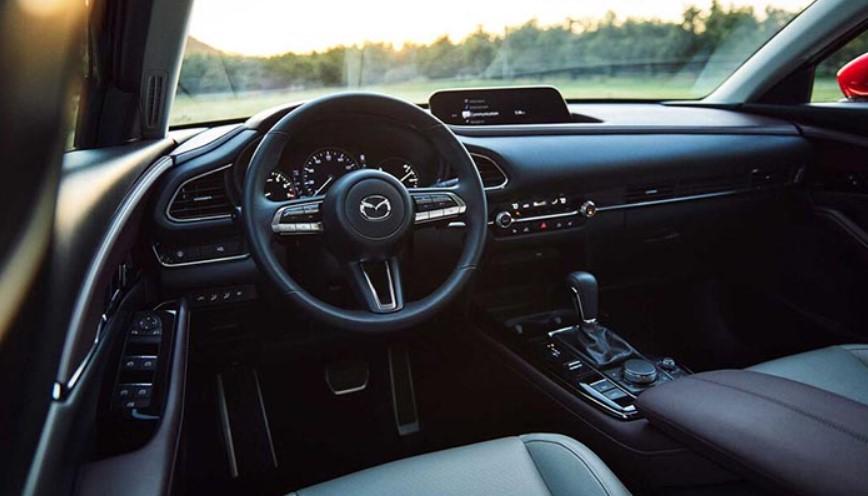 2023 Mazda CX 30 Interior