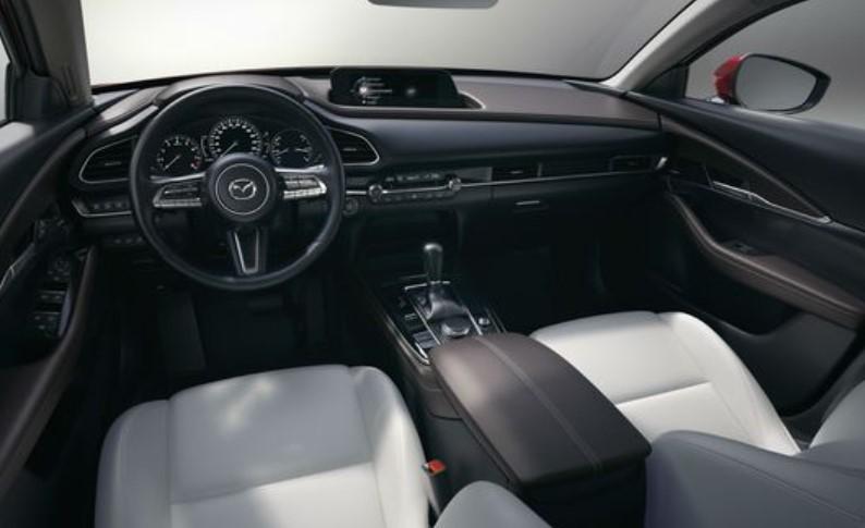 2023 Mazda CX-30 Interior