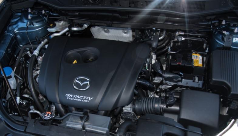 2023 Mazda CX-5 Engine