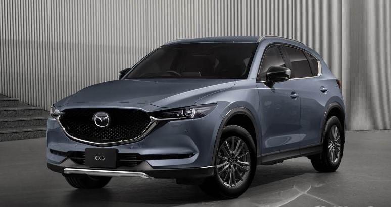 2023 Mazda CX-5 Exterior