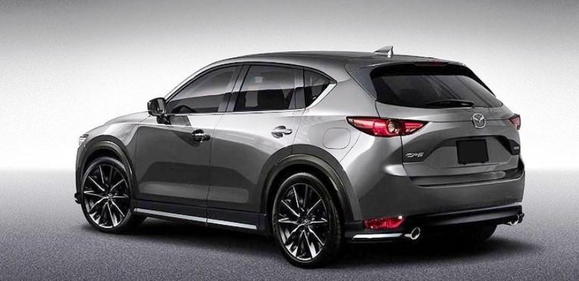 2023 Mazda CX 5 Exterior