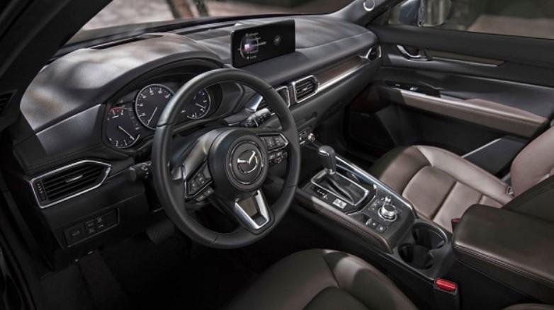 2023 Mazda CX 5 Interior