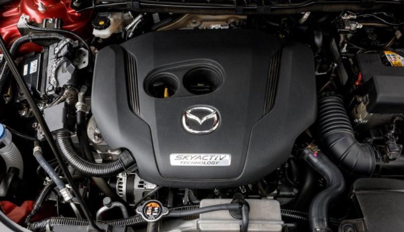 2023 Mazda CX 9 Engine