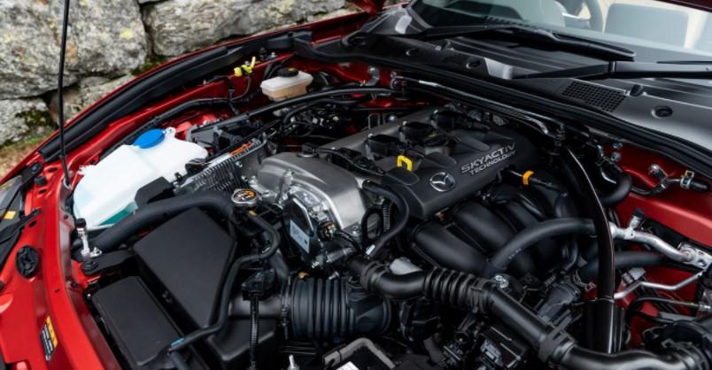 2023 Mazda MX 5 Engine