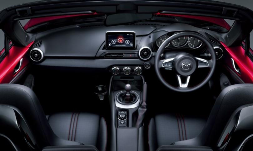 2023 Mazda MX 5 Interior