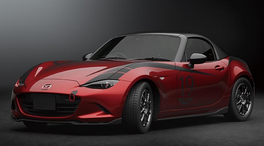 2023 Mazda MX 5 RF Exterior