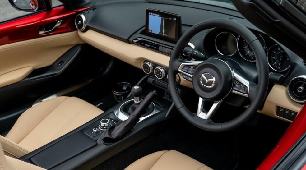 2023 Mazda Miata Interior