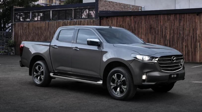2022 Mazda BT 50 Exterior