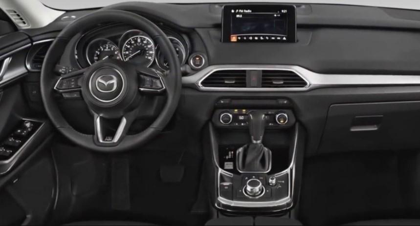 2022 Mazda BT 50 Interior