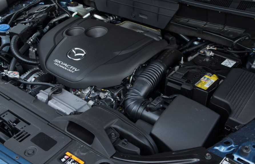 2022 Mazda CX 5 Engine