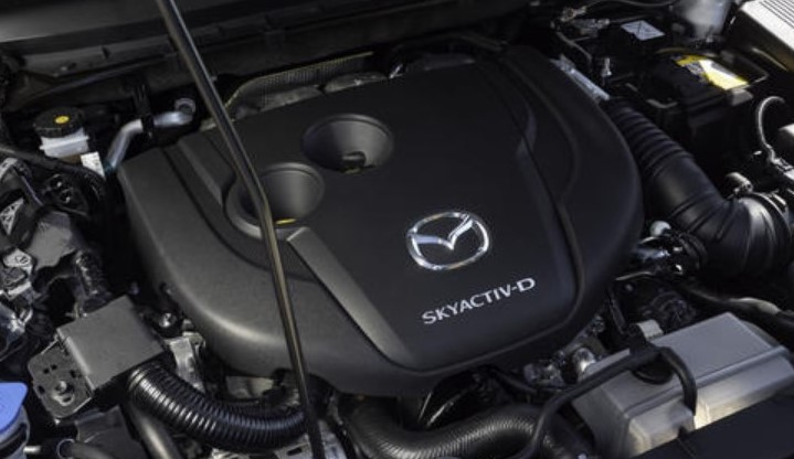 2022 Mazda MX 5 Miata Engine