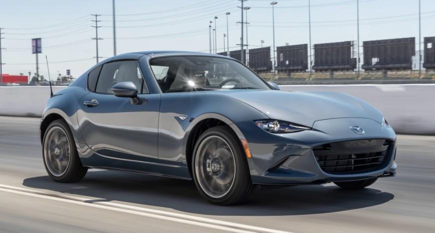 2022 Mazda MX 5 Miata Exterior