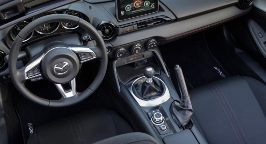 2022 Mazda MX 5 Miata Interior