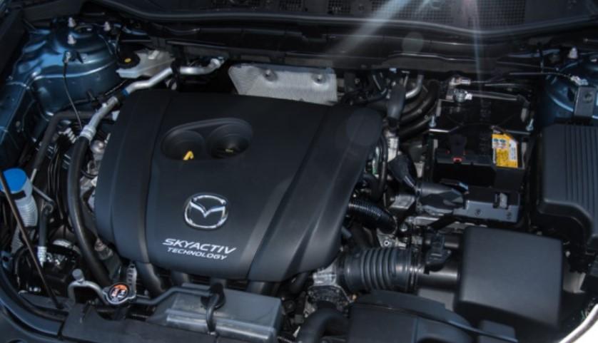 2023 Mazda BT 50 Engine