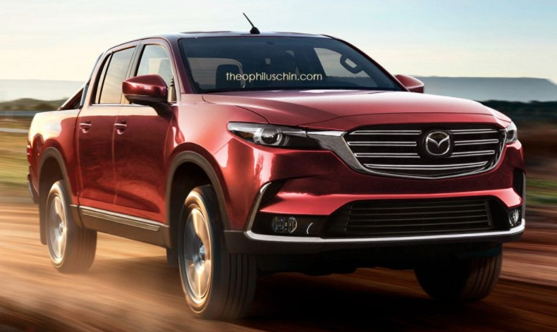 2023 Mazda BT 50 Exterior