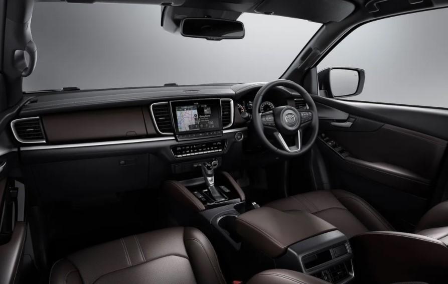 2023 Mazda BT 50 Interior
