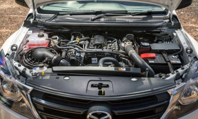2023 Mazda BT50 Engine