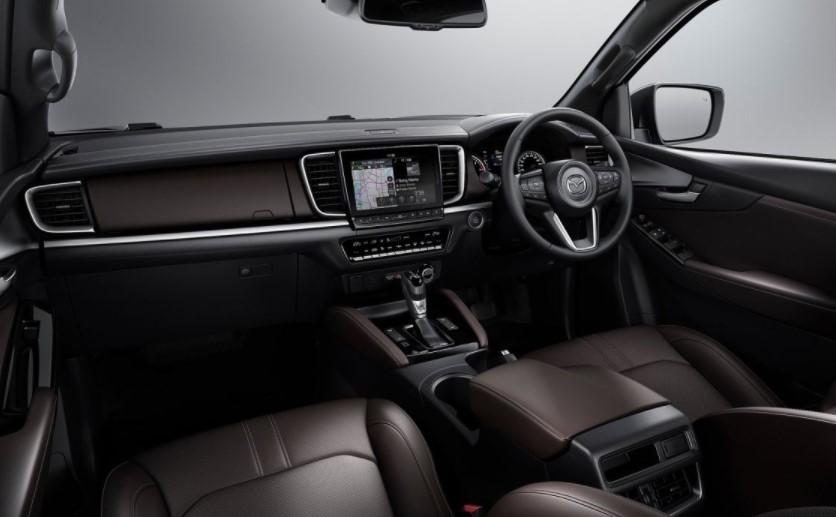 2023 Mazda BT50 Interior