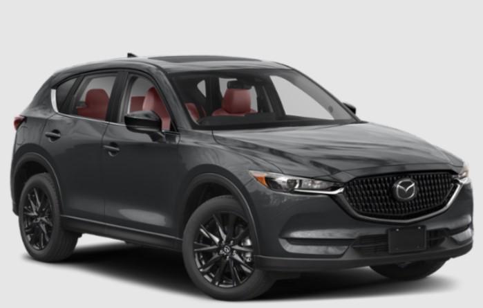2023 Mazda CX 5 Carbon Edition Exterior