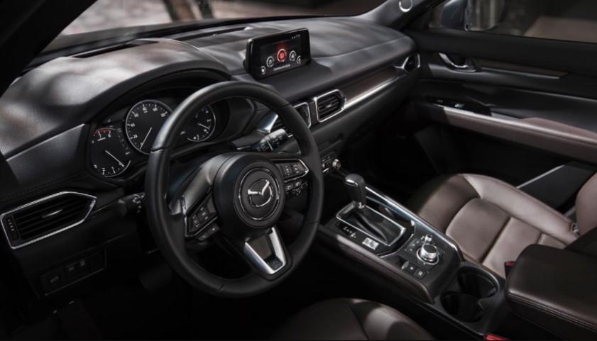 2023 Mazda CX 5 Carbon Edition Interior