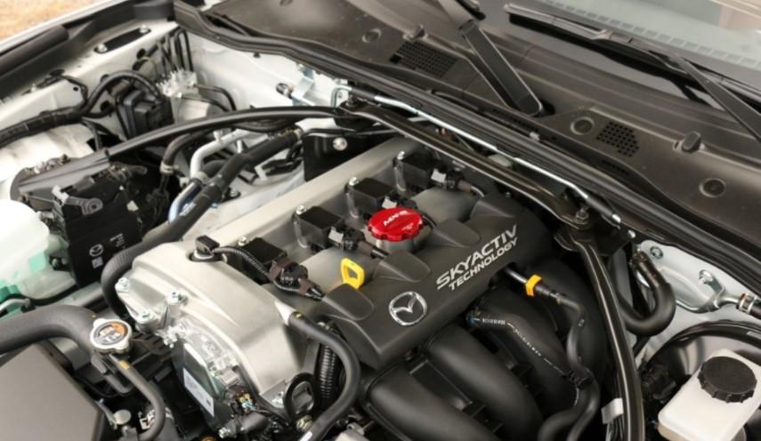 2023 Mazda Miata Turbo Engine