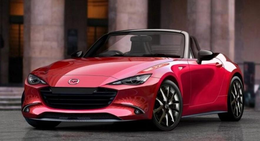 2023 Mazda Miata Turbo Exterior