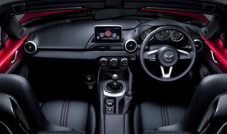 2023 Mazda Miata Turbo Interior